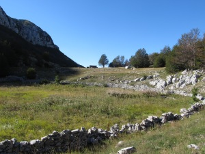 Hiking to Kotor
