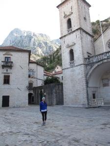 Me, in awe of Stari Grad